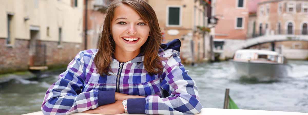 Venice Touris Water Taxi Canal Grande