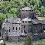 Aosta Valley Medieval Castle History