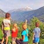 Aosta Valley Family Vacation Mountains