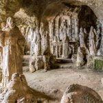 Calabria_Pizzo_Calabro_Piedigrotta_Church_Art_Culture