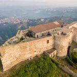 Calabria_Vibo_Valenzia_Swabian_Norman_Castle_Areal_View