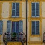 Piedmont_Alba_Risorgimento_Square_Historical_House_facade