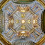 Piedmont_Bra_Santa_Chiara_Church_Celing_view