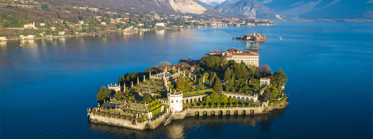 Lake Maggiore Borromean Islands