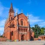 Piedmont_Pollenzo_San_Vittore_Gothic_Church