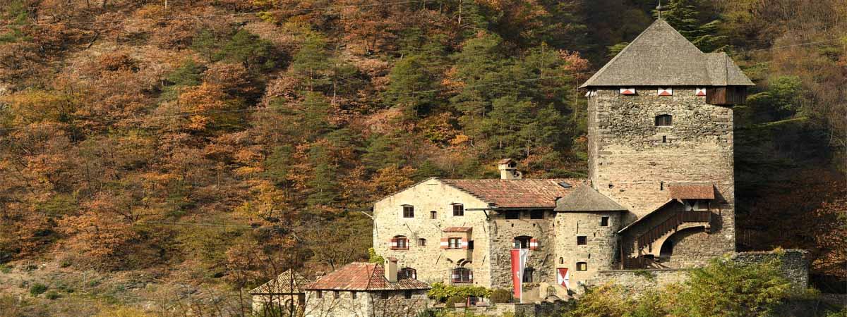 Bolzano Branzoll Castle Trentino Alto Adige