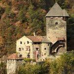 Trentino_Chiusa_Bolzano_Branzoll_Castle_View