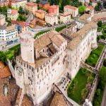 Trento Buonconsiglio Castle Trentino Alto Adige