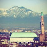 Vicenza Basilica Palladiana City View