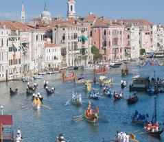 Venice Historical Regatta Italy