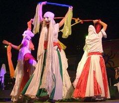 Pizzica and Taranta Dancers