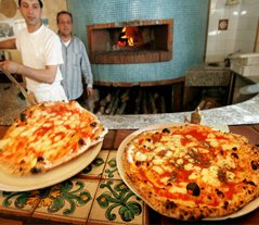Naples making of Pizza Margherita Nat Geo pictures