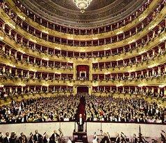 Milan La Scala Theater
