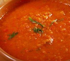 Pappa al Pomodoro (Tomato Soup) Tuscan Dish