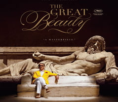 The Great Beauty Official Poster