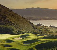 Mount Argentario Golf Club View