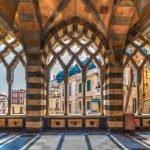Amalfi Cathedral Interior Culture Coast