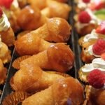Naples Baba Pastry Typical