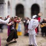Campania Pulcinella Folklore Culture
