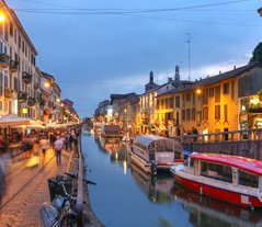 Things To Do In Milan: Visit The New Restored Darsena