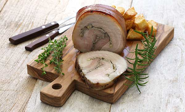 Porchetta di maiale Recipe