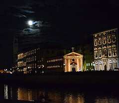 Italian Culture: Luminara Festival of San Ranieri in Pisa