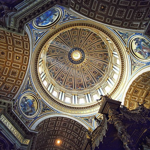 What's Outside the Wall – Top 5 Churches in Italy Outside the Vatican