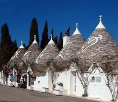 Have you ever heard about Alberobello?