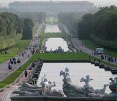 Caserta: the Royal Palace