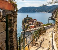 What Is Cinque Terre's Via dell'Amore In Italy