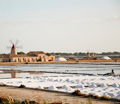 Sea Salt comes from Sicily