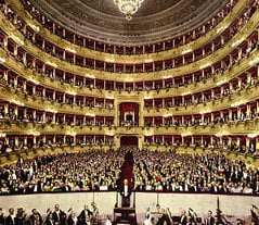 Milan La Scala Theater