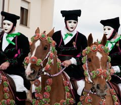 Experiencing A Different Carnival Celebration in Sardinia