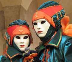 Venice Carnival: A Fantastic Travel Into The World Of Imagination
