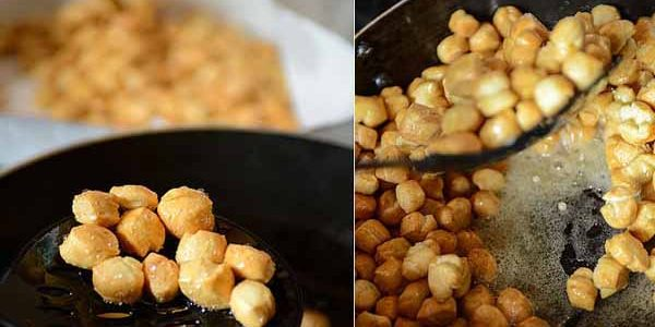Campania_Naples_Struffoli_Frying_Food_Pastry