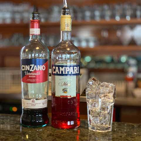 Italy_Food_Americano_Drink_Ingredients_Cinzano_Campari