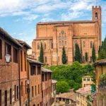 Tuscany_Siena_San_Domenico_Church_View