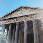 Lazio_Rome_Pantheon_Monument_History_View