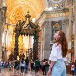 Lazio_Rome_Vatican_Saint_Peter_Basilica_Interior_view