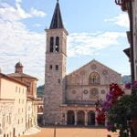 Umbria_Spoleto_Church_Square_View_Cathedral